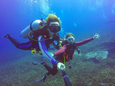 Activités de plongée